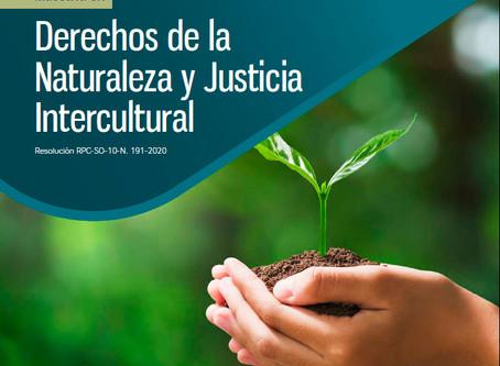 Abierta la convocatoria a la Maestría en Derechos de la Naturaleza y Justicia Intercultural