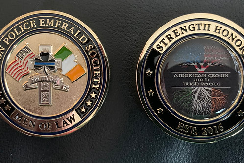 OPES Challenge coin