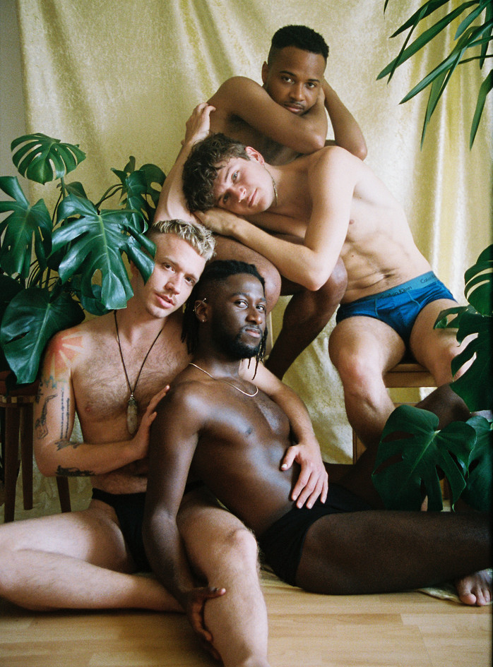 TOXIC MASCULINITY FOR KALTBLUT MAG
