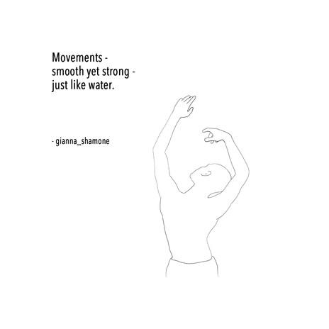 Movements white