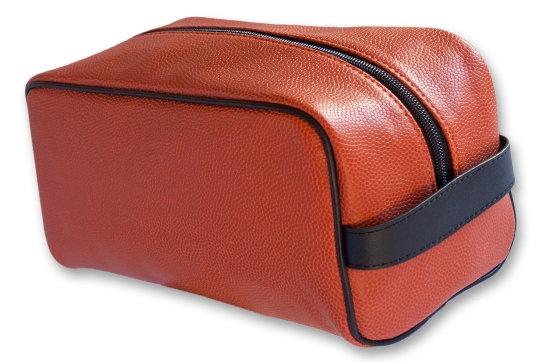 Basketball Toiletry Bag