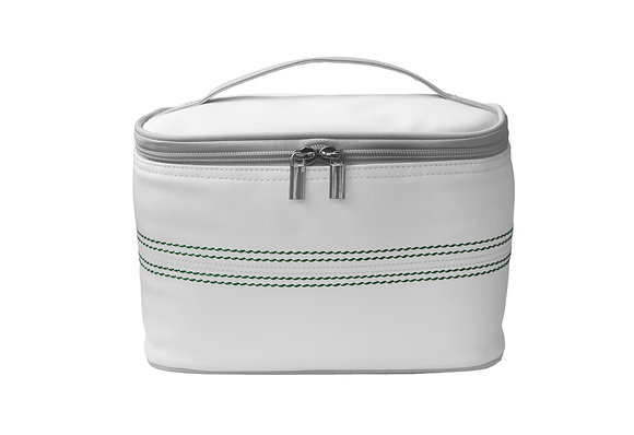 Cricket White Insulated Lunch Box 🏏