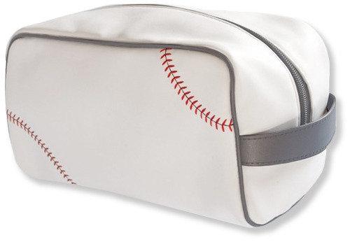 Baseball Toiletry Bag