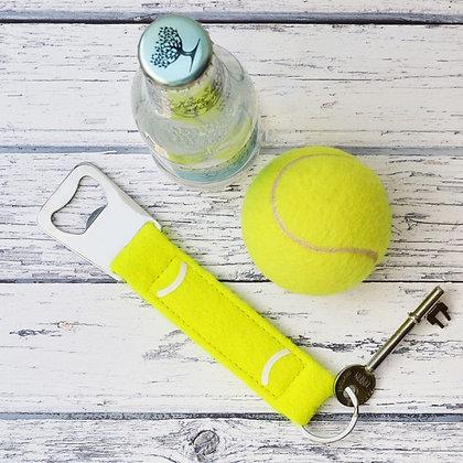 Tennis Bottle Opener