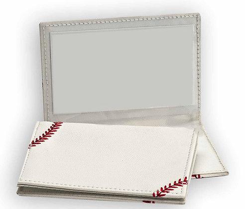Baseball Business Card Holder