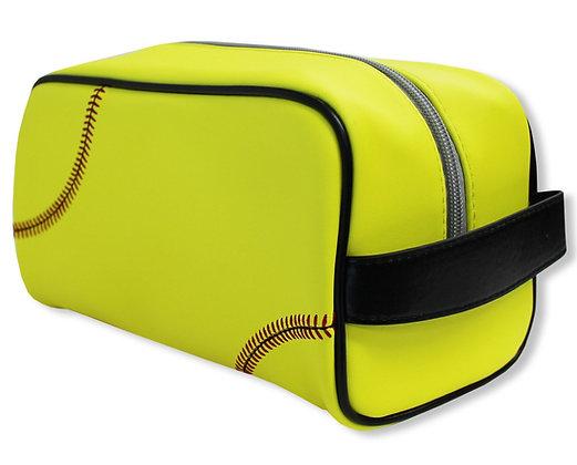 Softball Toiletry Bag