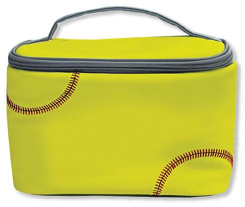 Softball Insulated Lunch Box