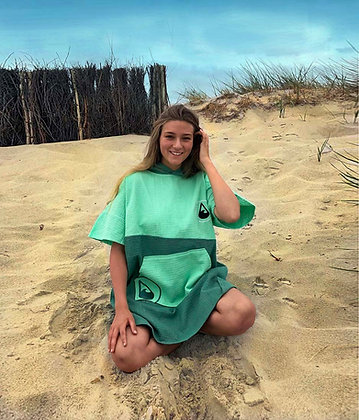 Wave Travel Poncho BREESE
