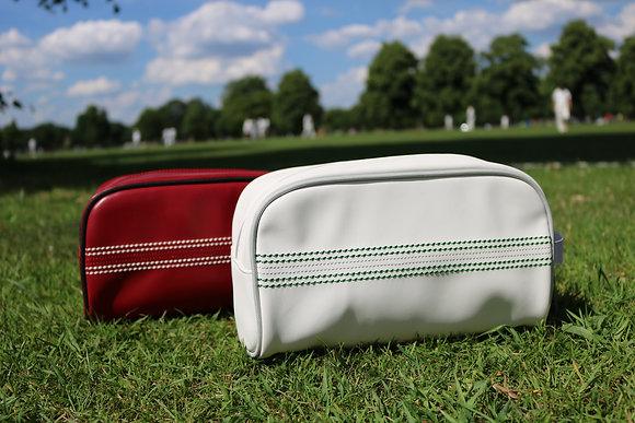 Cricket White Toiletry Bag
