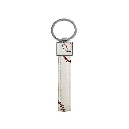 Baseball Keyring