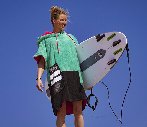 Wave Style Poncho DOS