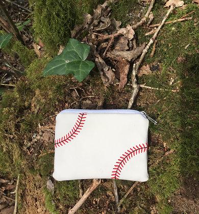 Baseball Coin Purse