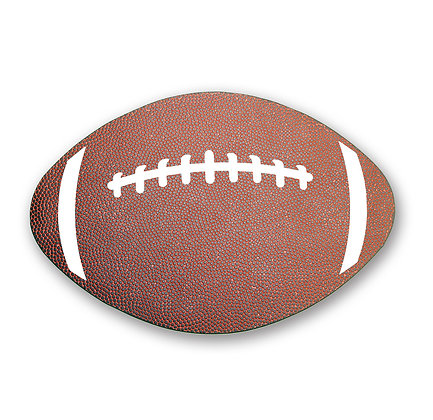 American Football Mouse Mat