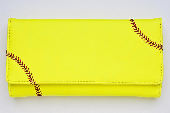 Softball Wallet | Women
