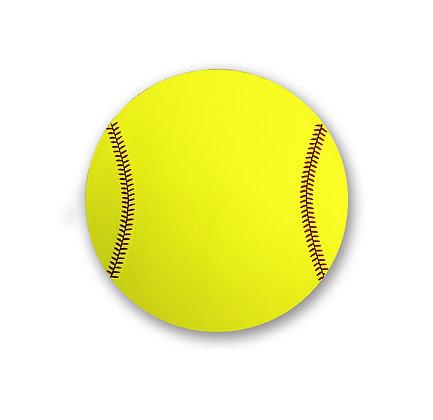 Softball Mouse Mat
