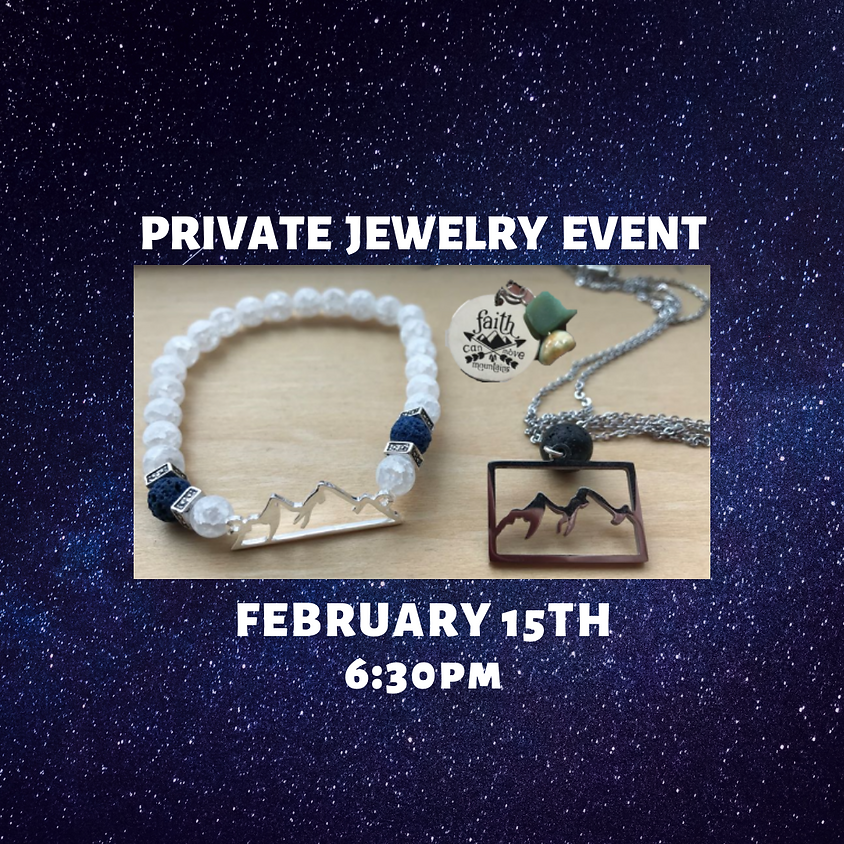 Private Event for CWOC