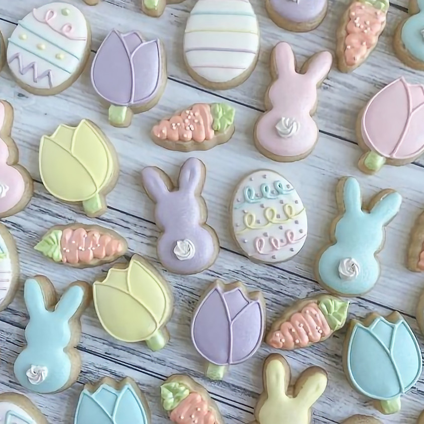 SOLD OUT - Easter Cookie Decorating