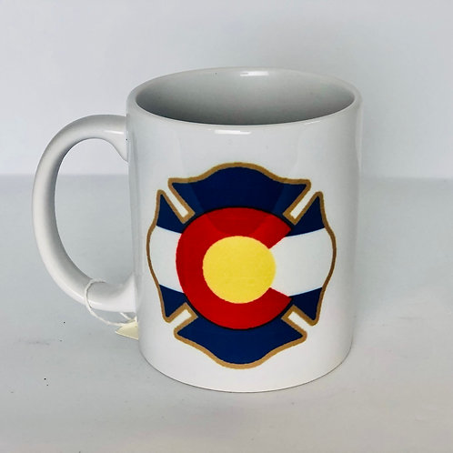 MUG - Colorado Fireman