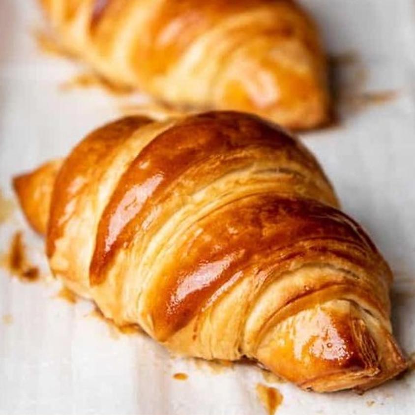 Easy Flaky Croissants