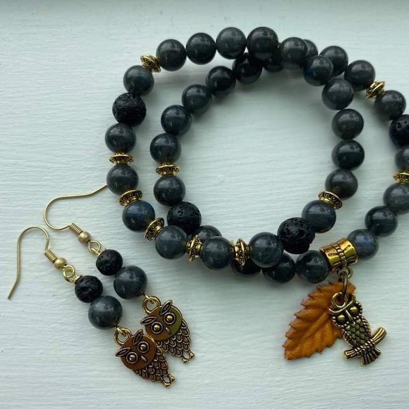 Fall Diffuser Jewelry Make & Take