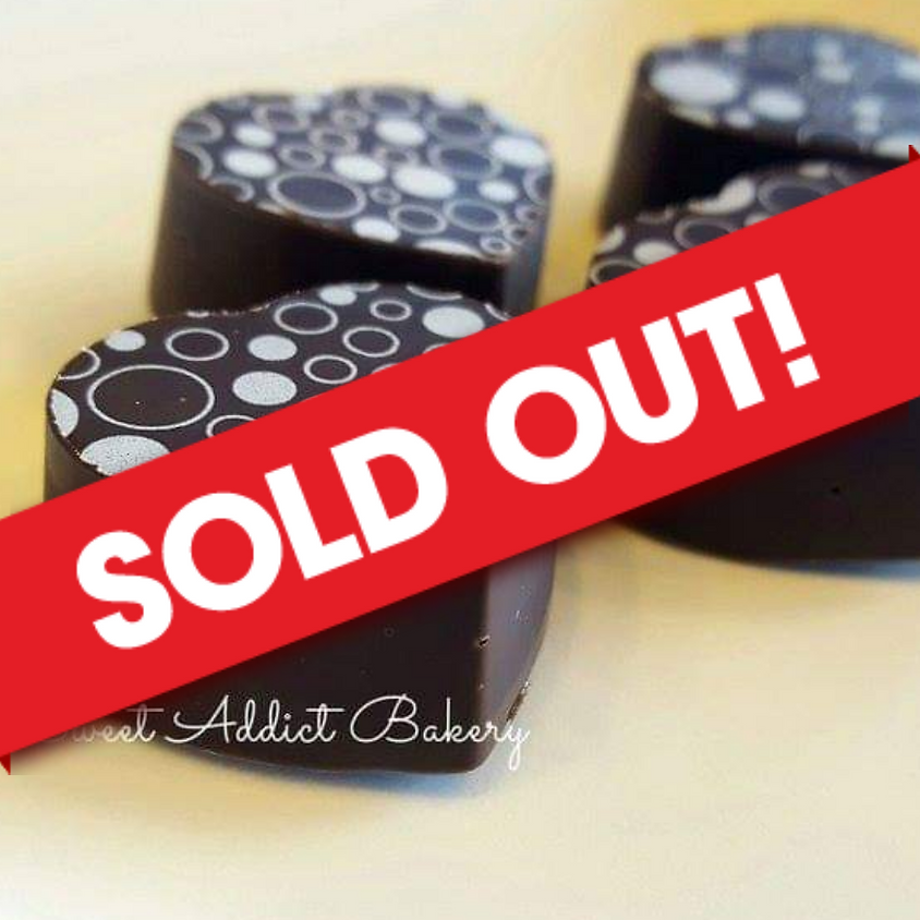 SOLD OUT - Valentine's Truffle Making Class - NOON