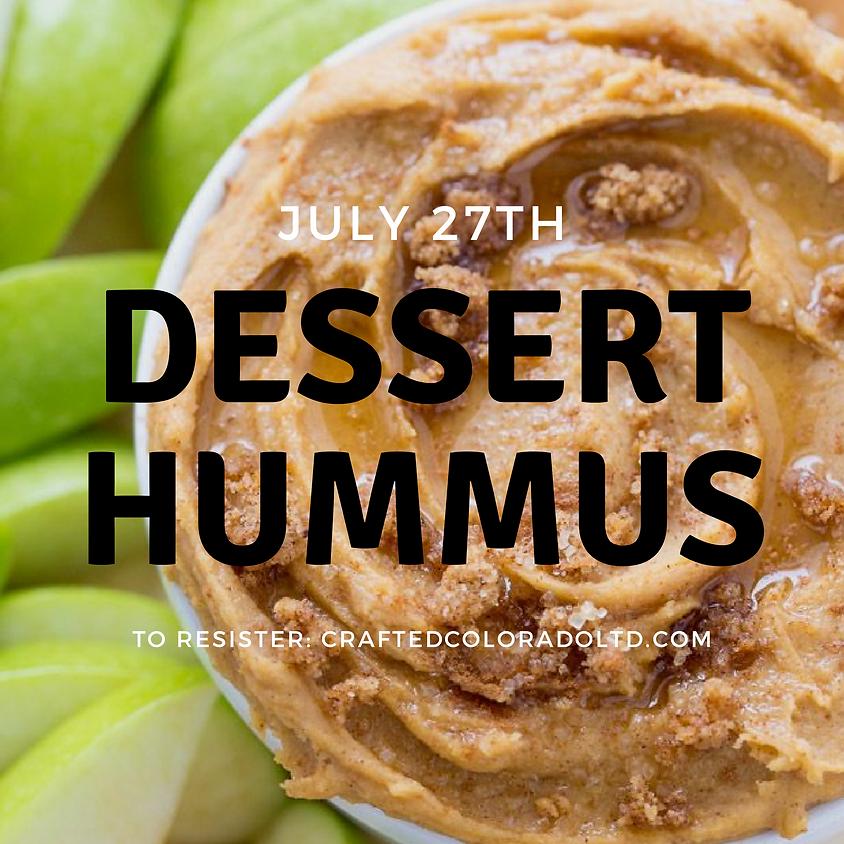 Dessert Hummus