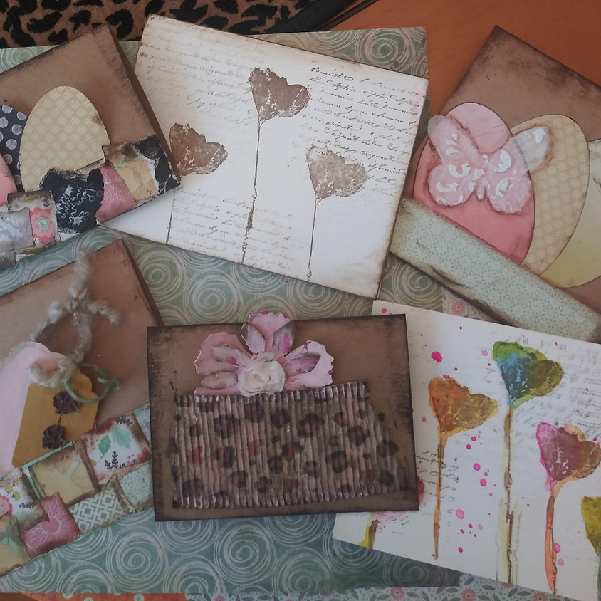 Bloomin' Spring Card Making Class