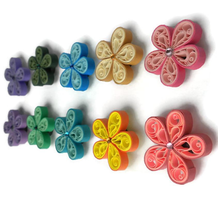 Pop-up Flower Card Workshop