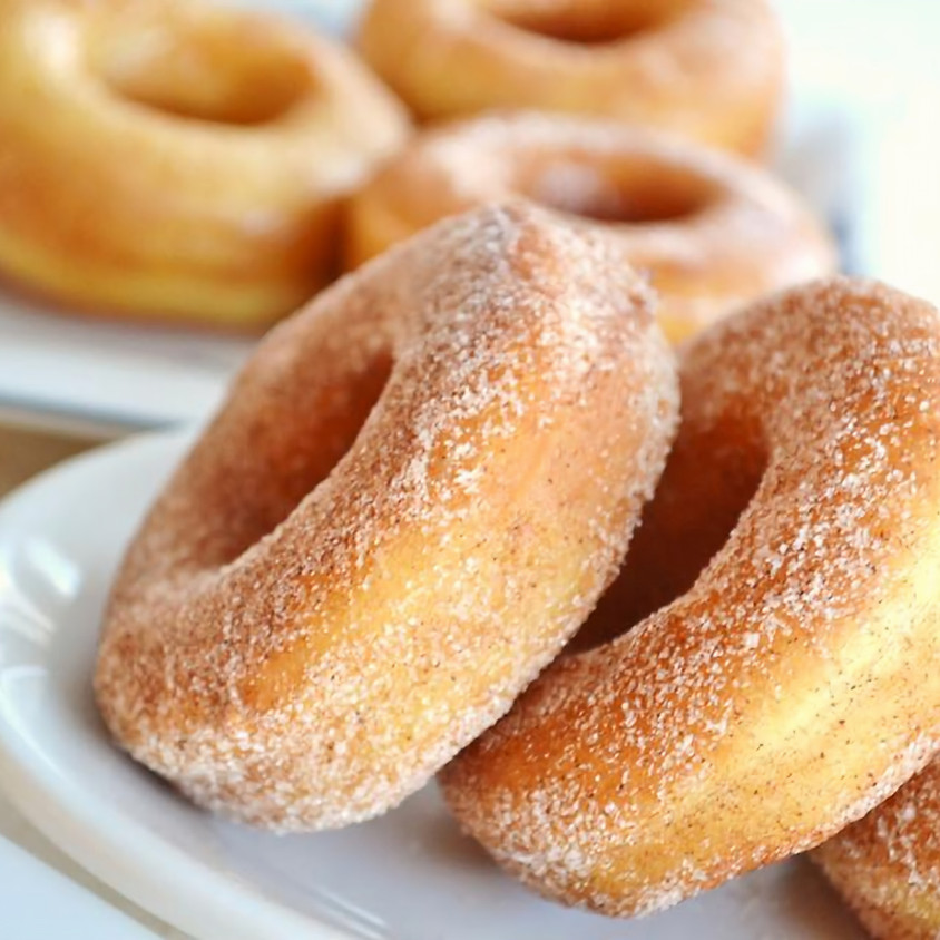 Raised Donuts Baking Class