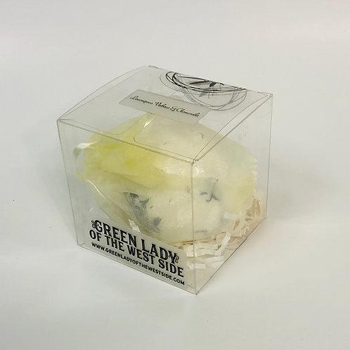 CBD bath bomb-Lemongrass, Verbina, Chamomile
