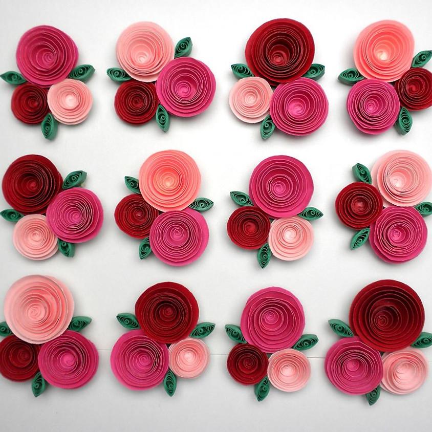 Mother's Day Flower Bouquet Workshop