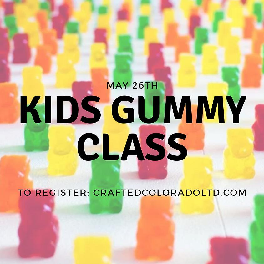 Kids Gummy Class (ages 6-10ish)