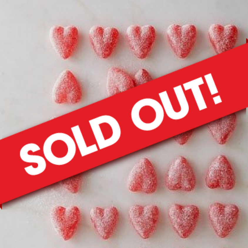 SOLD OUT - Kid's Valentines Gummy Workshop