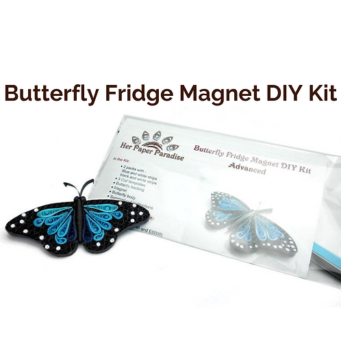 MAGNET DIY KIT - Butterfly