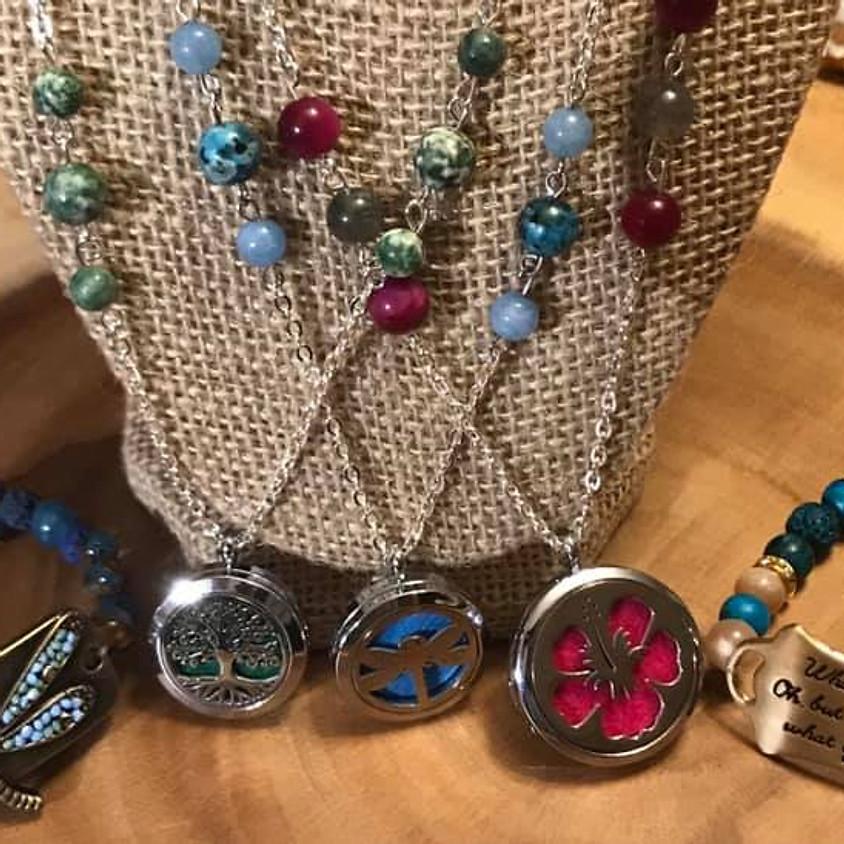 Make and Take Diffuser Jewelry