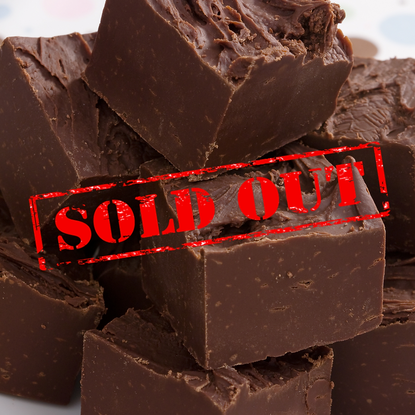 SOLD OUT - Fudge Factory!  Baking class