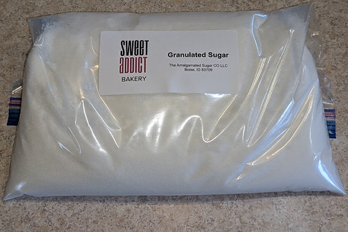 3 lb Granulated Sugar