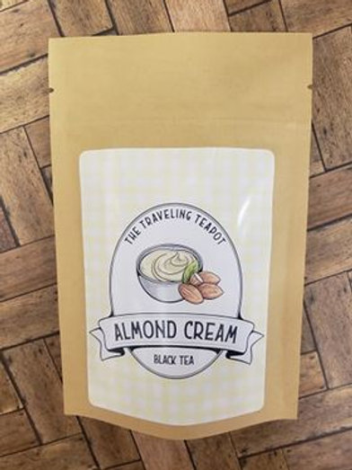 1oz tea - Almond Cream