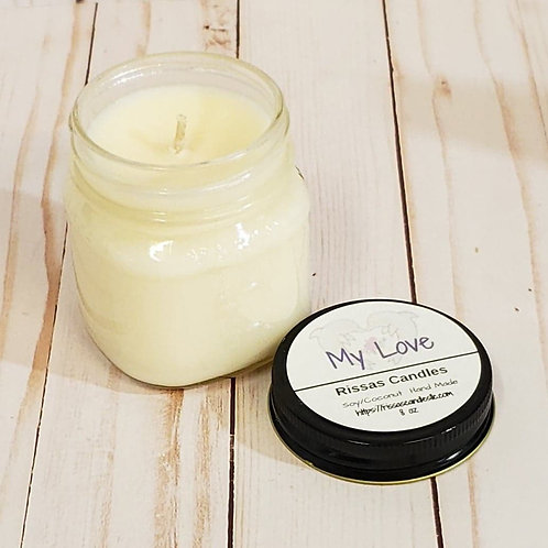 My Love Candle