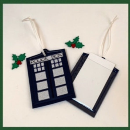 Gift Card Holder-Dr. Who