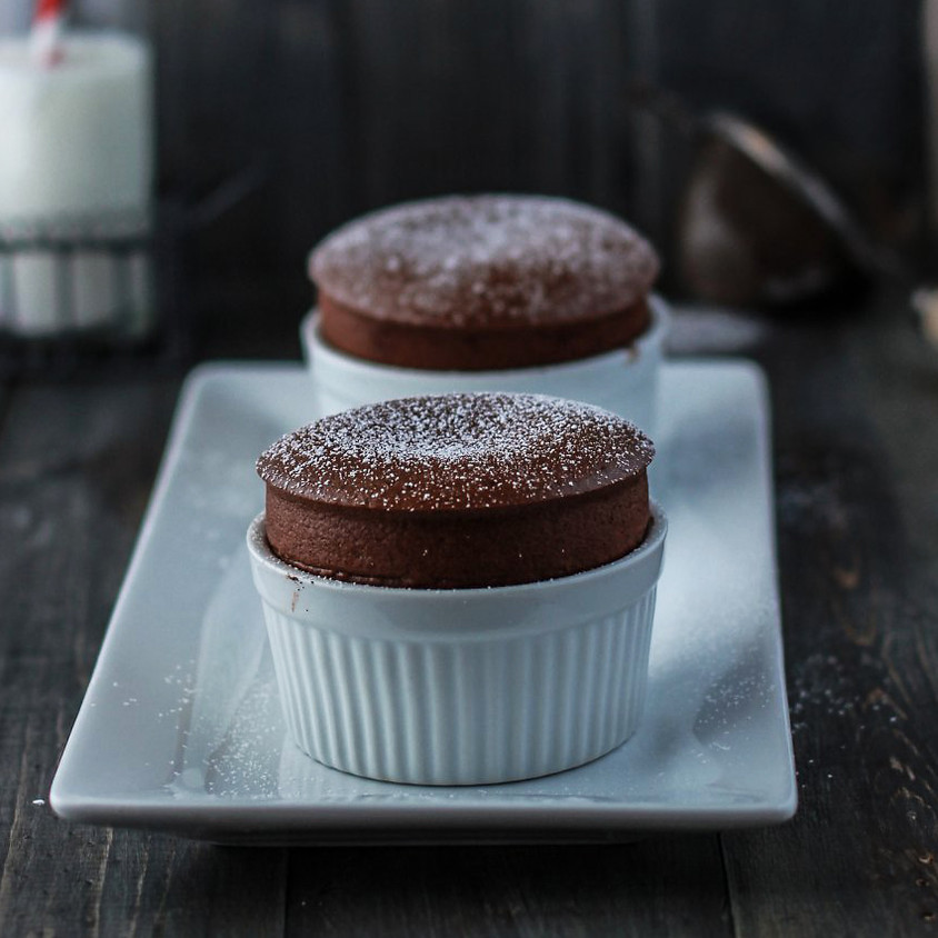Chocolate Souffle Cooking Class
