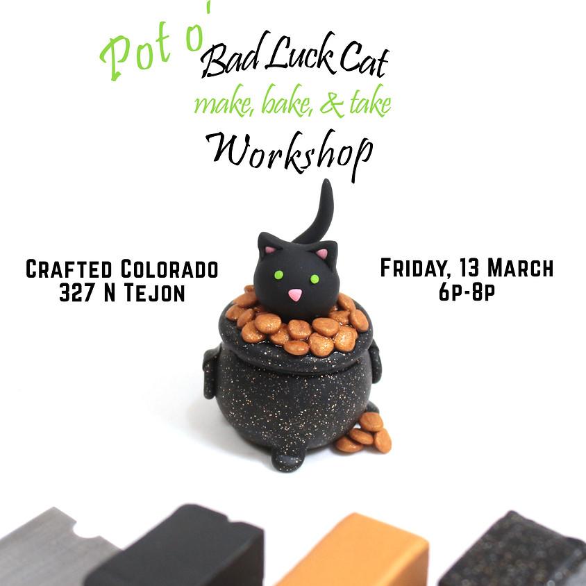 Pot o' Bad Luck St Patrick's Workshop