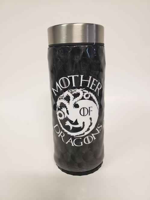 Mother of Dragons resin bottle koozy