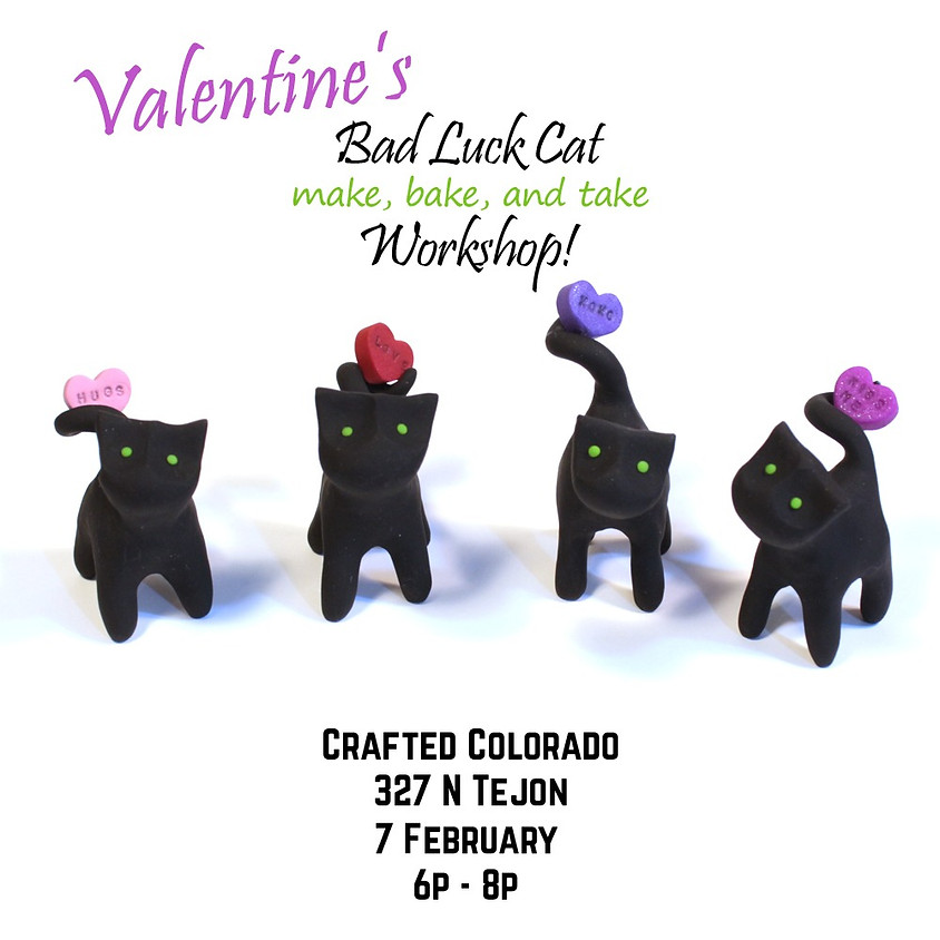 SOLD OUT - Bad Luck Cat Valentines