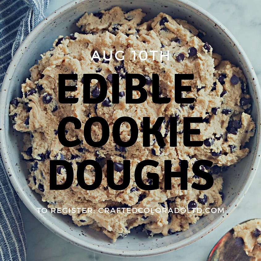 Edible Cookie Doughs