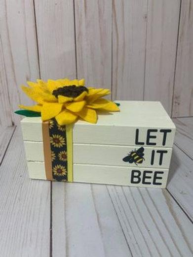 """Let it Bee"" decor"