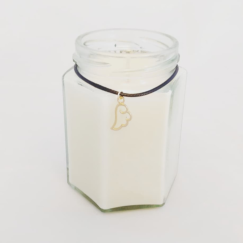 SOLD OUT - SOY CANDLE MAKING