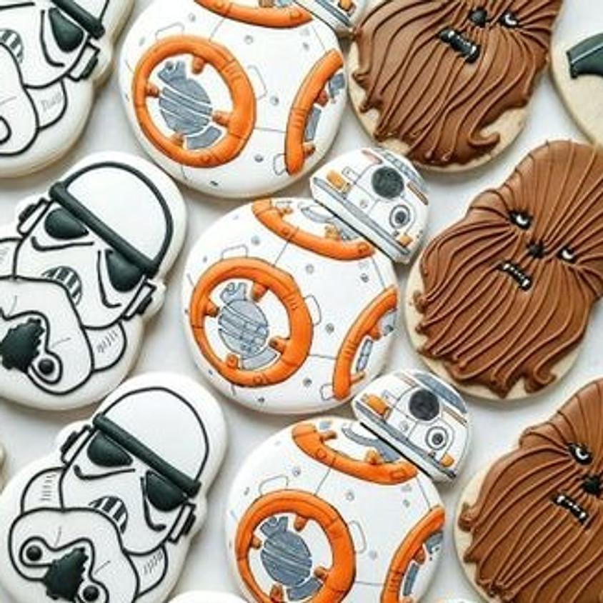 POSTPONED - Star Wars Dessert baking class