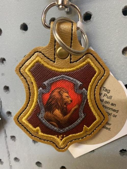 Harry Potter Keychain - Gryffindor