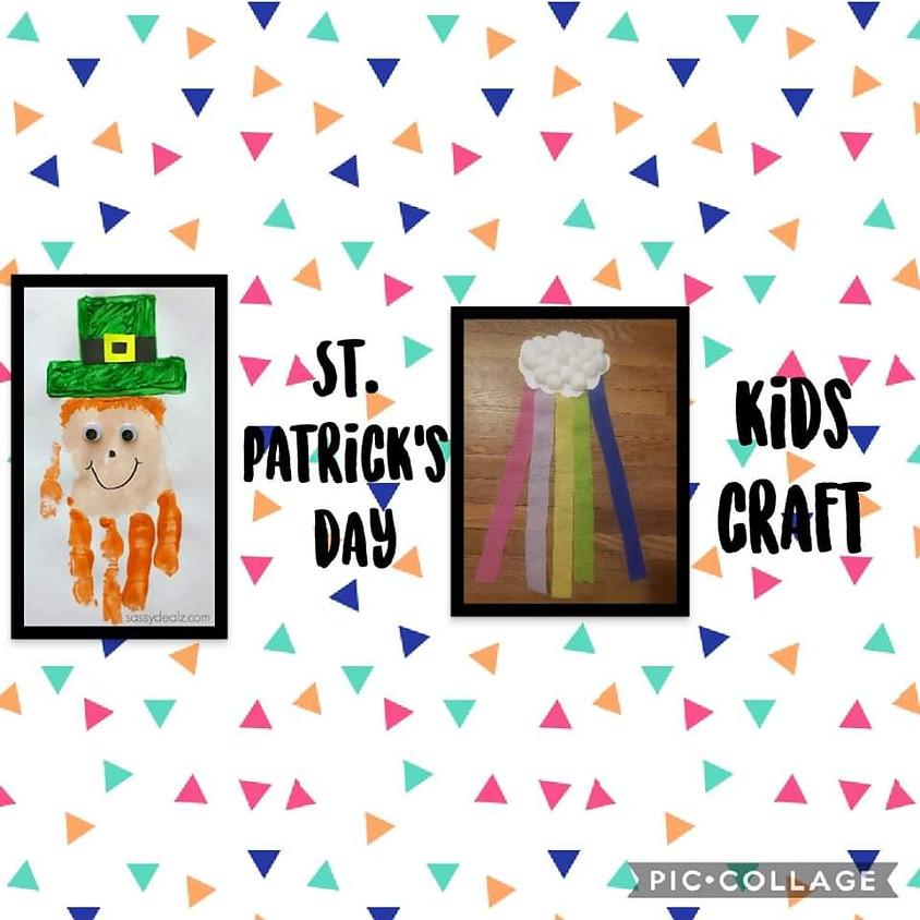 St. Patrick's Day Kids Craft